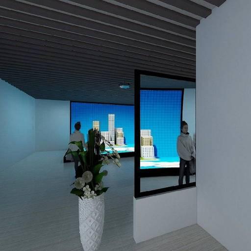 驻马店展厅虚拟效果