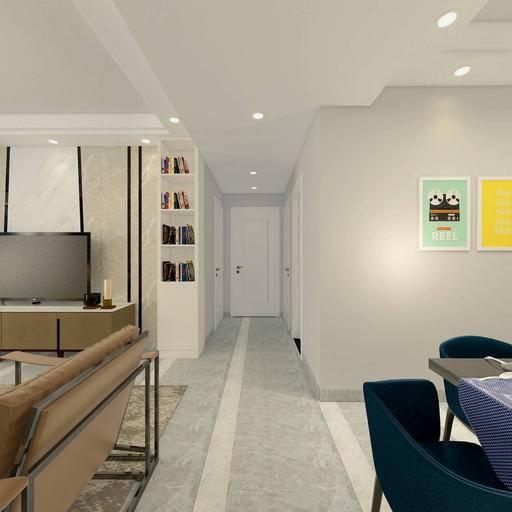 金色家园1103房 全景云 全景vr图片 虚拟现实 vr 360°